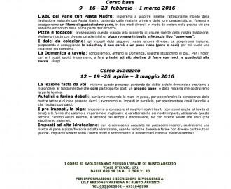 Calendario Corsi LILT lievitazione 2016 per sito